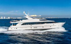 2018 Hargrave 101 Motor Yacht