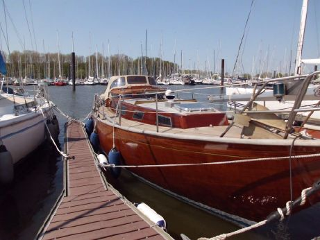 1964 Hatecke 7 KR Segelyacht