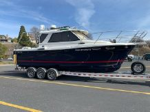 2014 Cutwater 28 With Trailer