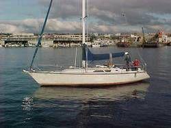 1989 c&c sloop