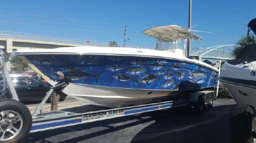 2000 Palmetto 36 Sport Fish