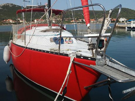 1981 Sailboat Neptun 27
