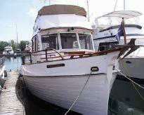1968 Grand Banks Trawler