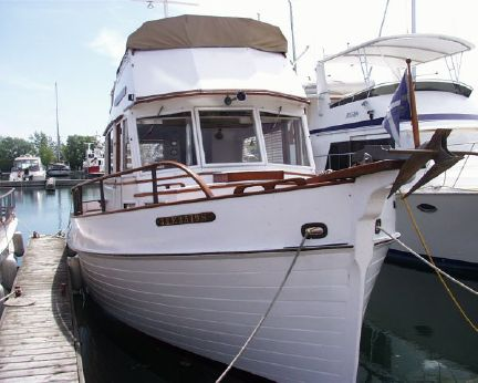 1968 Grand Banks Trawler