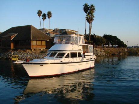 1986 Jefferson Sundeck Motor Yacht