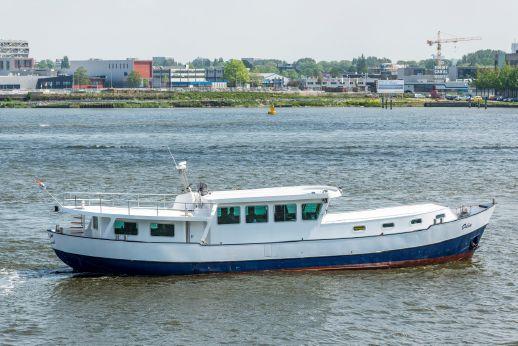 1953 Woonschip 23m