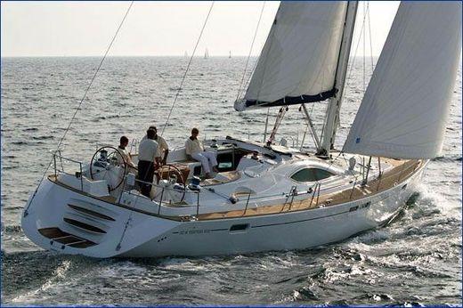 2008 Jeanneau Sun Odyssey 54DS