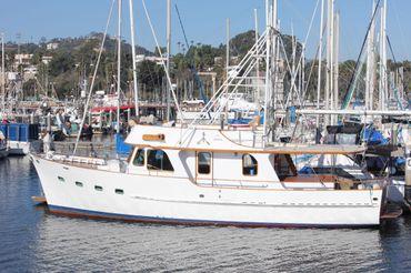 1968 Defever Trawler
