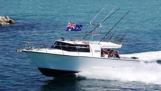 1994 Custom Jarkan Charter Fishing / Dive