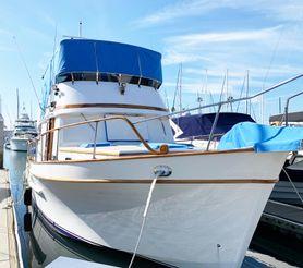 1984 C & L Trawler