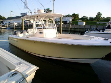 2007 Sea Hunt Triton 290 CC