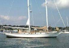 1983 Cherubini 48 Schooner