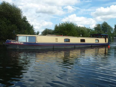 2008 J L Pinder 75' Widebeam Narrowboat