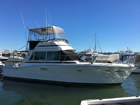 1985 Mariner 38 Flybridge