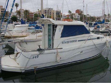 2002 Starfisher 840
