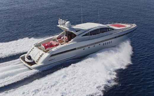 2003 Overmarine Group Mangusta 92
