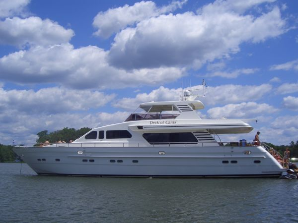 Hoirzon Yacht For Sale We Are A Pre Owned Horizon Expert