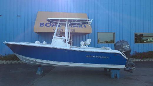 2015 Sea Hunt Ultra 211