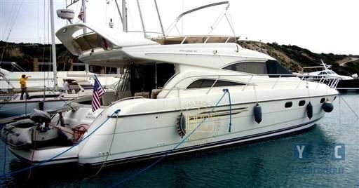 1997 Princess Yachts 56