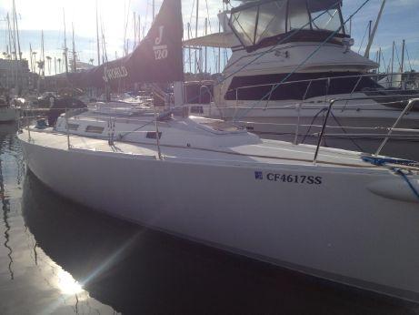 1994 J Boats J120 J/120 J-120 J 120