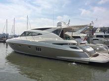 2013 Riviera 58 Sport Yacht