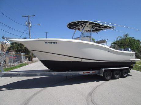2001 Scout Boats 280 Sportfish