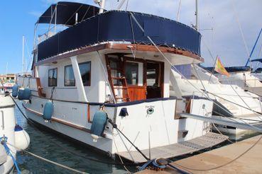 1978 Blue Ocean 48