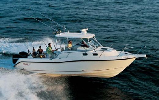 2009 Boston Whaler 305 Conquest