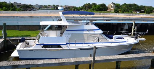 1989 Chris-Craft 480 Catalina Yachtfish