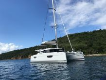 2019 Fountaine Pajot Astrea 42 JULY 2019 DELVIERY