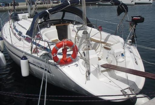 2003 Bavaria 38 Cruiser / New engine