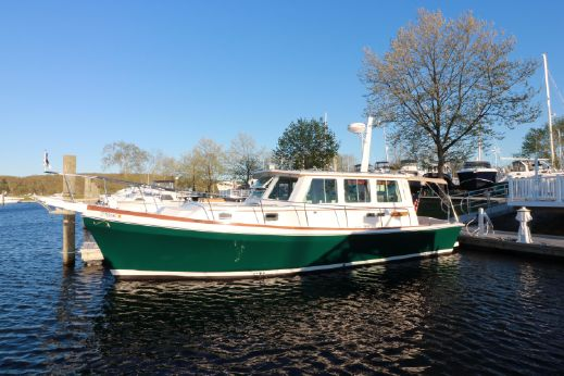 1993 Shannon Voyager 36