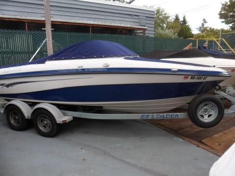 2006 Blue Water 21' Shadow