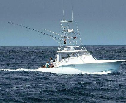 2003 Custom Carolina 40' Guthrie Express Sportfish