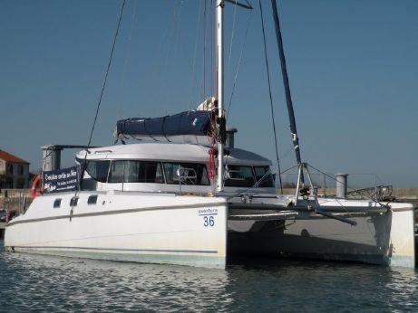 2010 Indigo Yacht AVENTURA 36