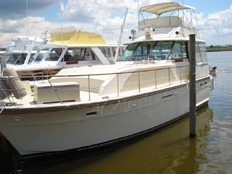 1979 Hatteras Yachts 43 Flush Deck MY