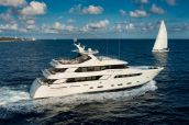 photo of 131' Marin Luxor Yachts 40m Custom Line