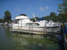 1981 Hatteras 43 Motor Yacht