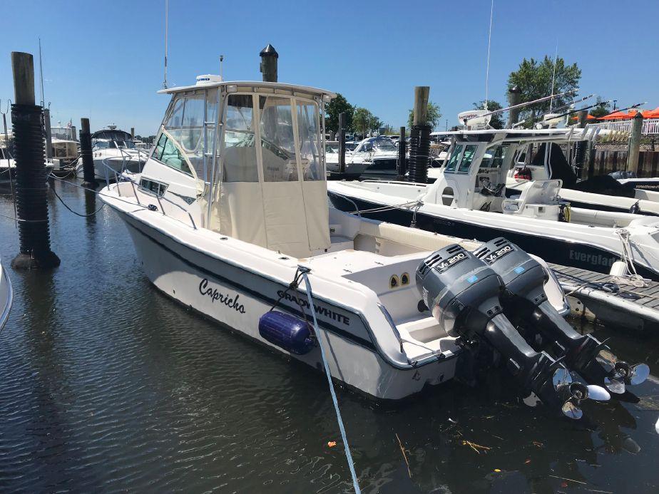 1999 Grady-White 272 Sailfish Power Boat For Sale - www