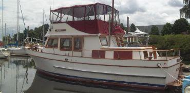 1977 Marine Trader Trawler