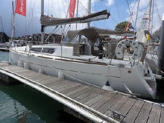 Jeanneau Sun Odyssey 33i For Sale Yachtworld Uk