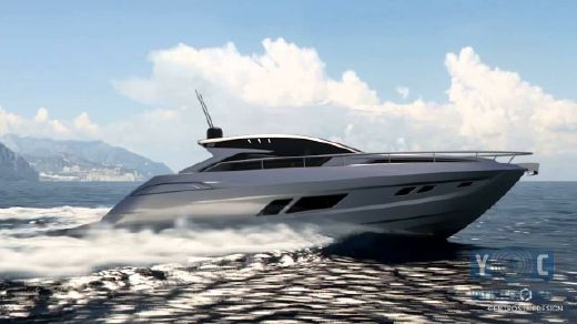 2017 Filippetti Yacht Open S55ft Sport
