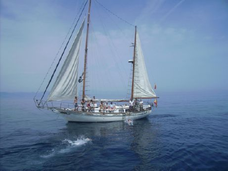 1995 Formosa 41 Ketch