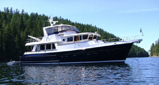 2005 Selene 62 Ocean Trawler