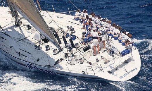 1989 Rothmans 81