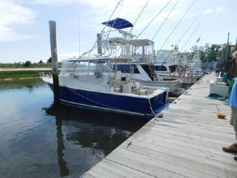 2007 Nauset Sportfish 34