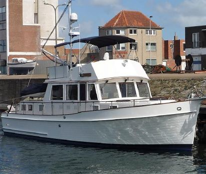 1992 Grand Banks 46Cl Heritage