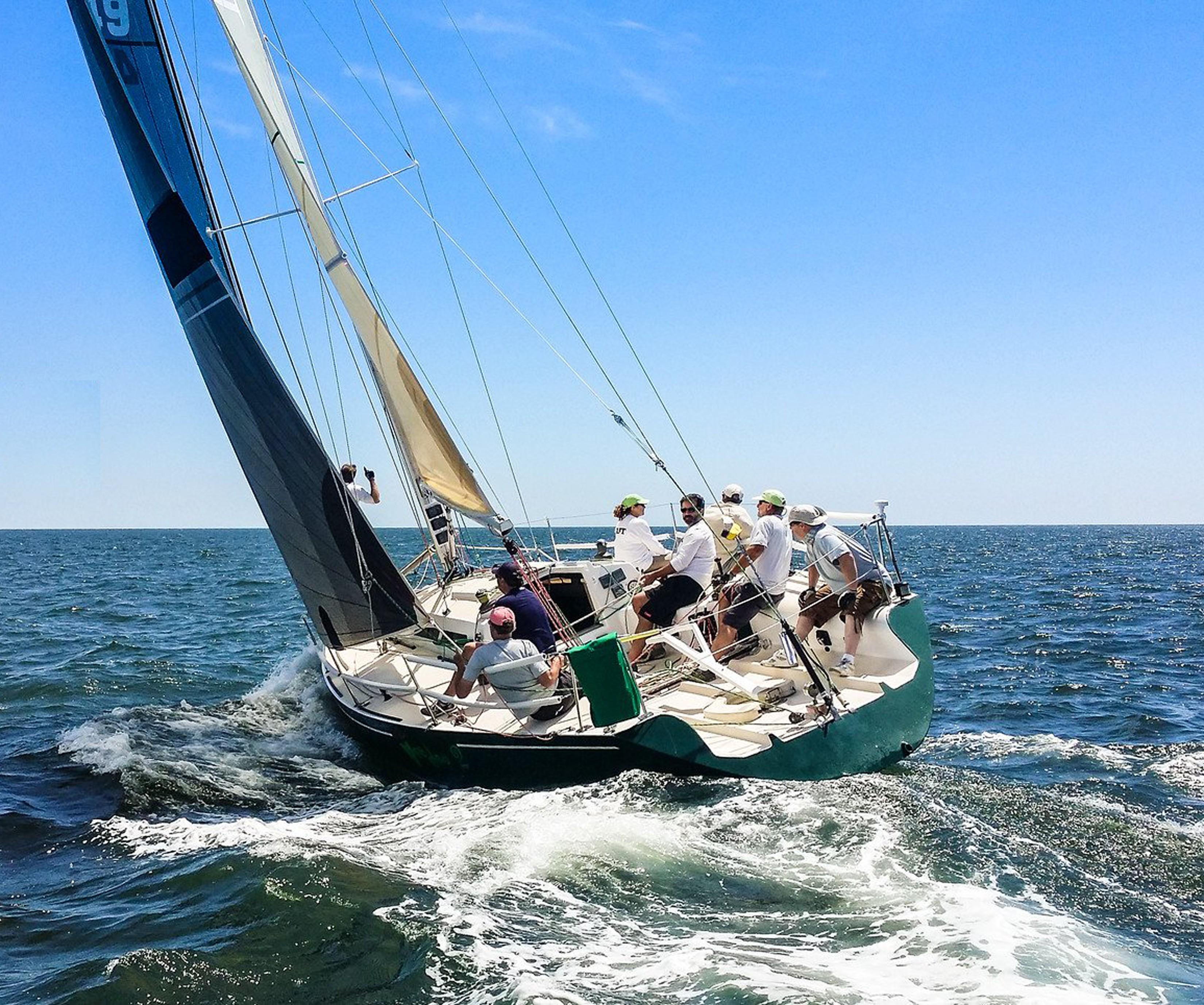 1989 Tripp Holby Sail Boat For Sale