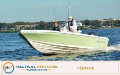 2020 Sailfish 2100 BB Bay Boat