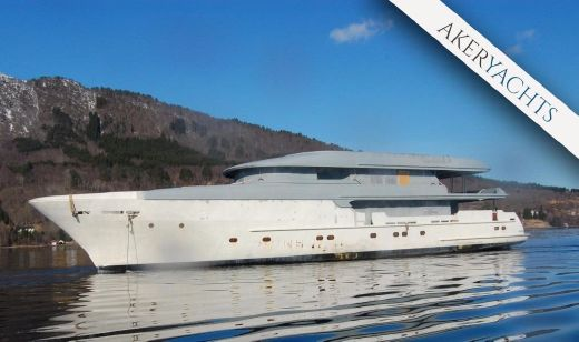 2008 Bankrupt - 150 Ft Yacht Hull 2008